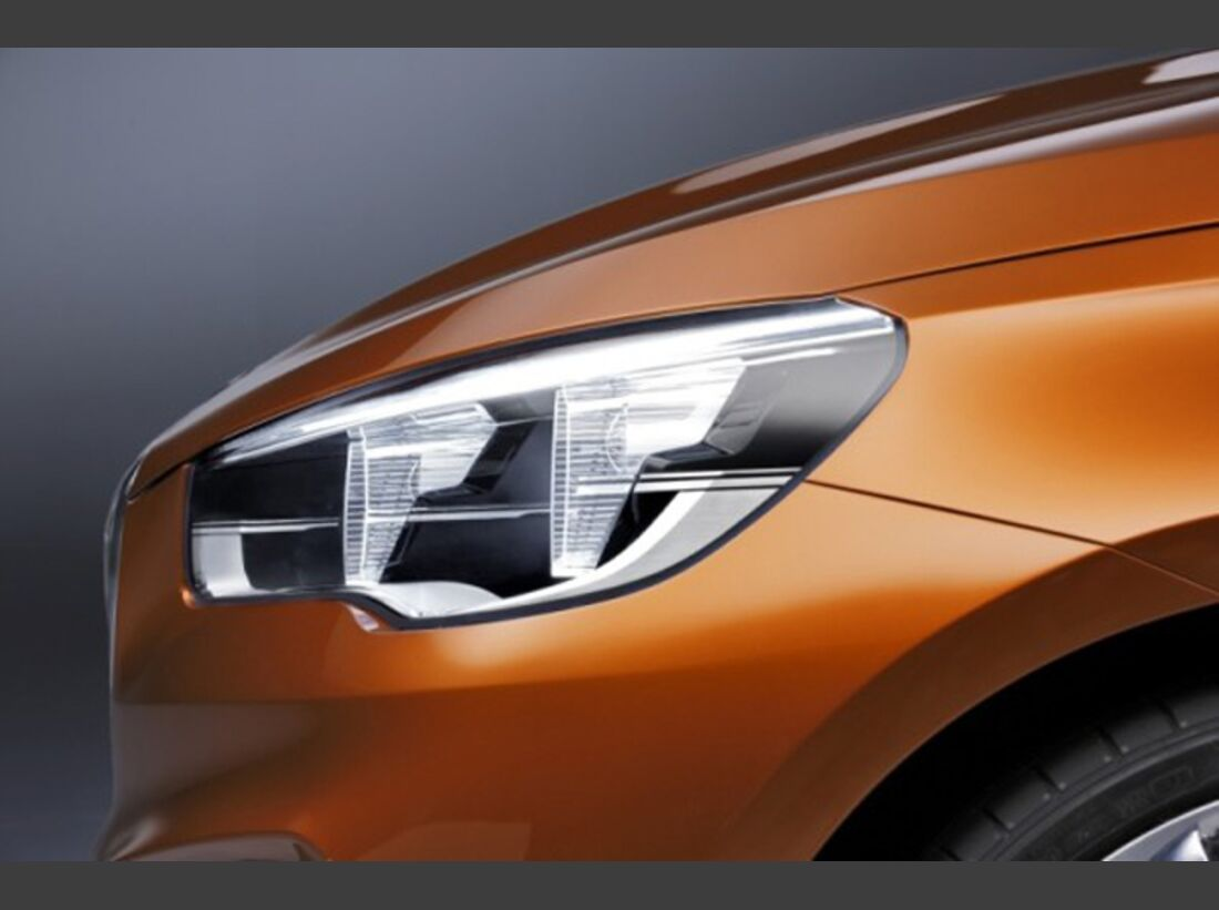 BMW Concept Active Tourer Outdoor - Bilder 10