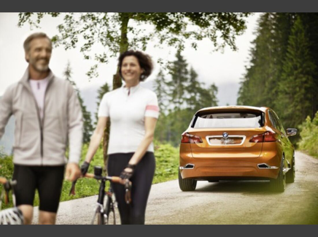 BMW Concept Active Tourer Outdoor - Bilder 22