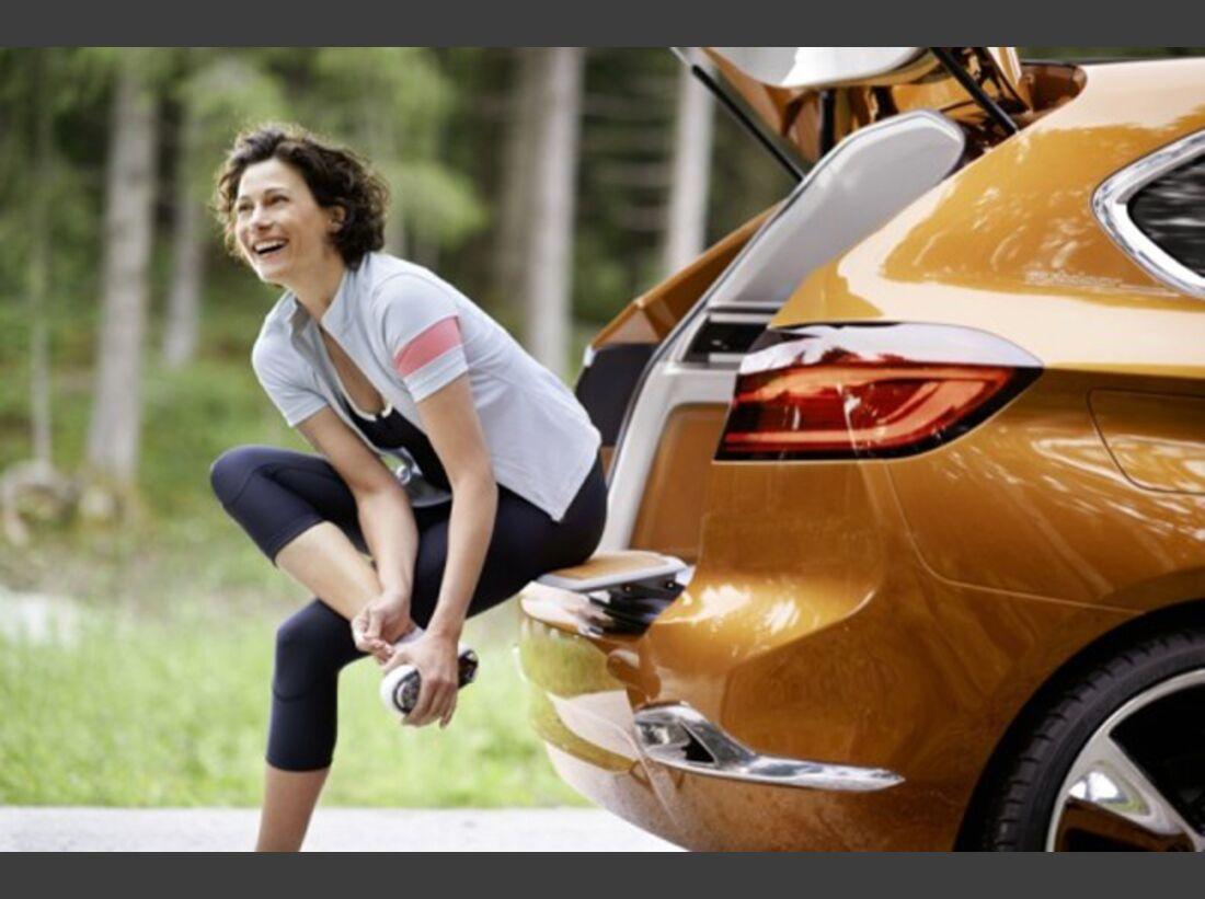 BMW Concept Active Tourer Outdoor - Bilder 4