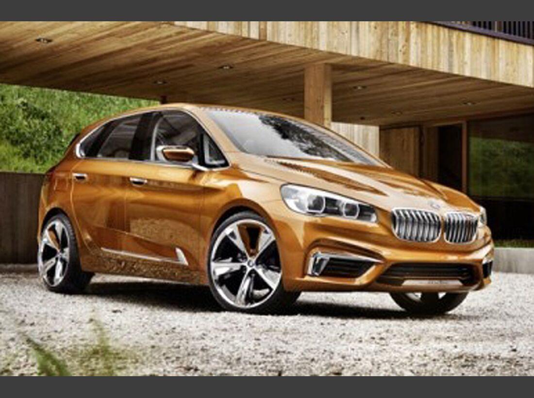 BMW Concept Active Tourer Outdoor - Bilder 7