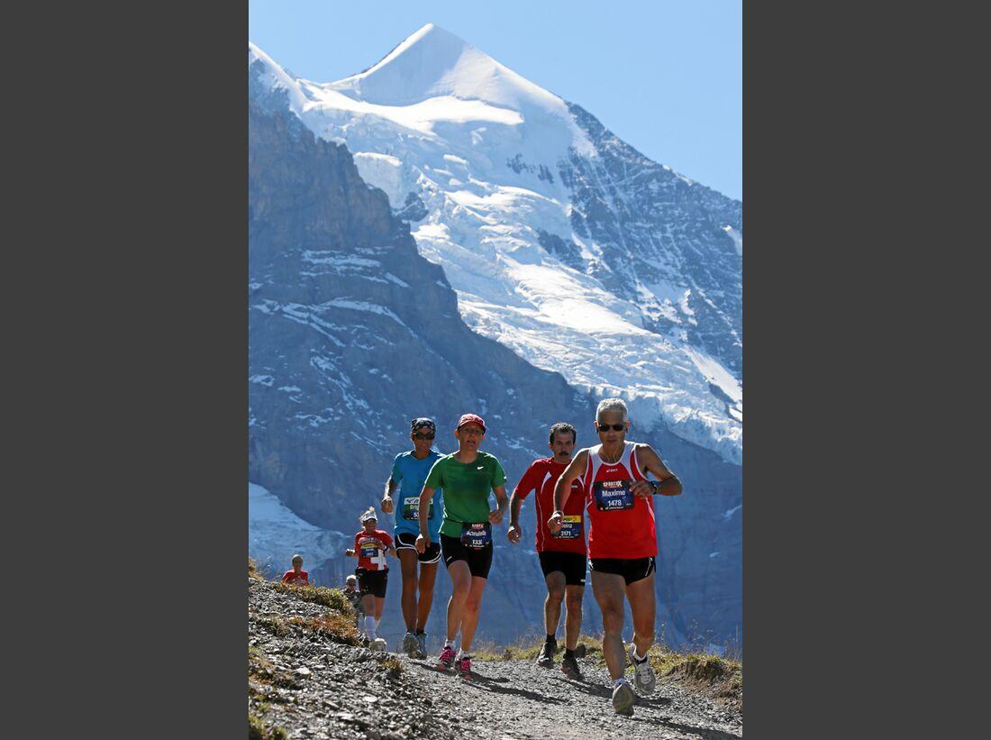 Die schönsten Bilder vom Jungfrau Marathon 2012 14