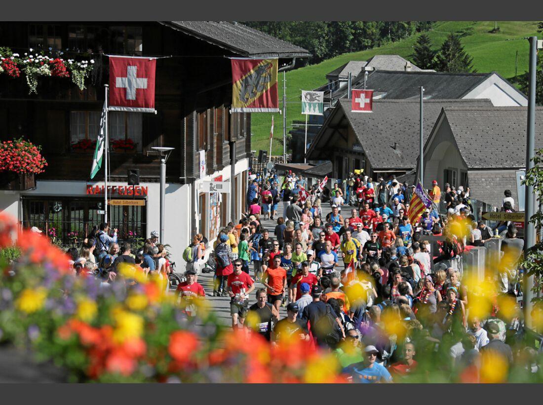Die schönsten Bilder vom Jungfrau Marathon 2012 28