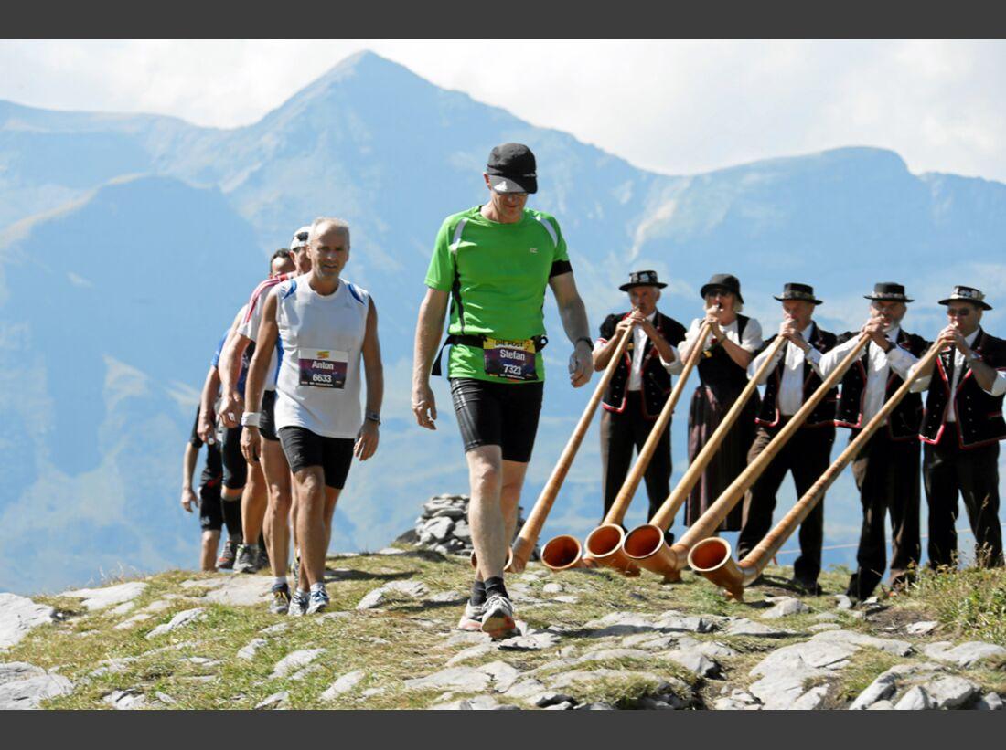 Die schönsten Bilder vom Jungfrau Marathon 2012 8
