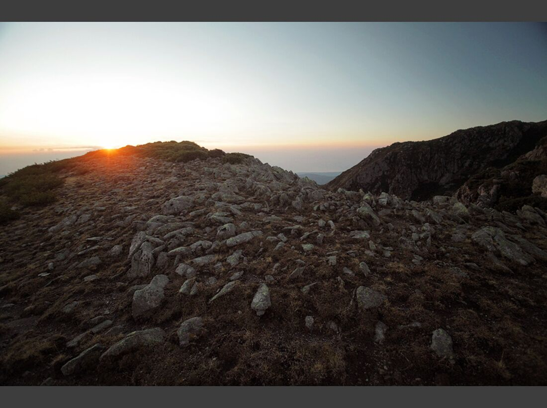 Fernwanderweg GR20 auf Korsika - Impressionen 4