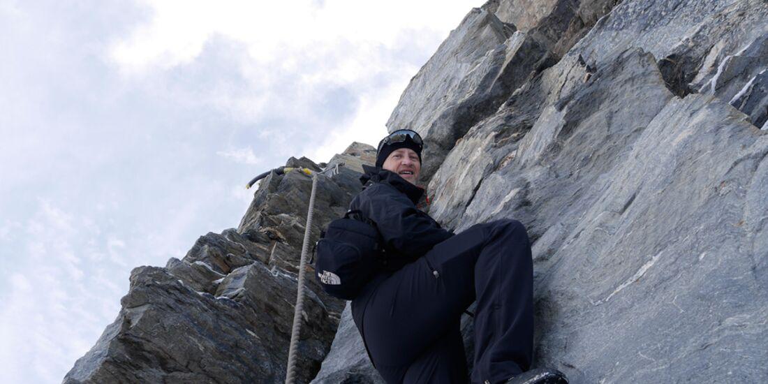 Leser Tour Days 2015 am Matterhorn 14