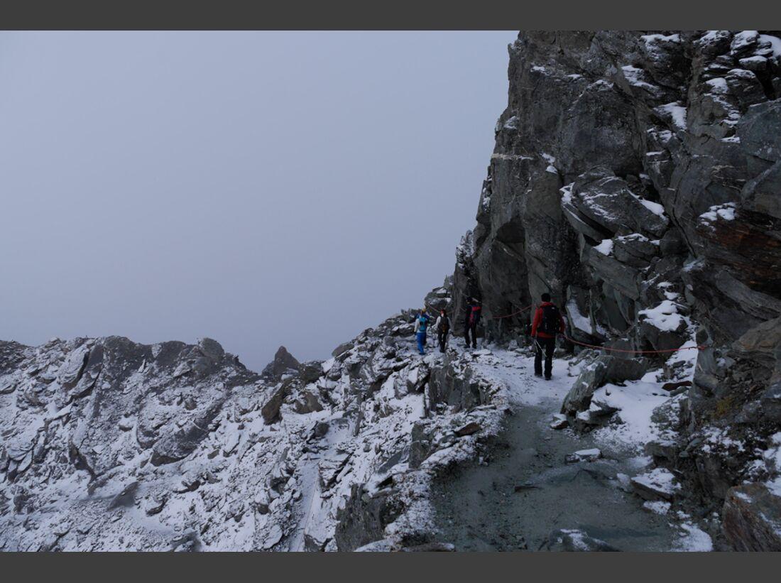 Leser Tour Days 2015 am Matterhorn 18