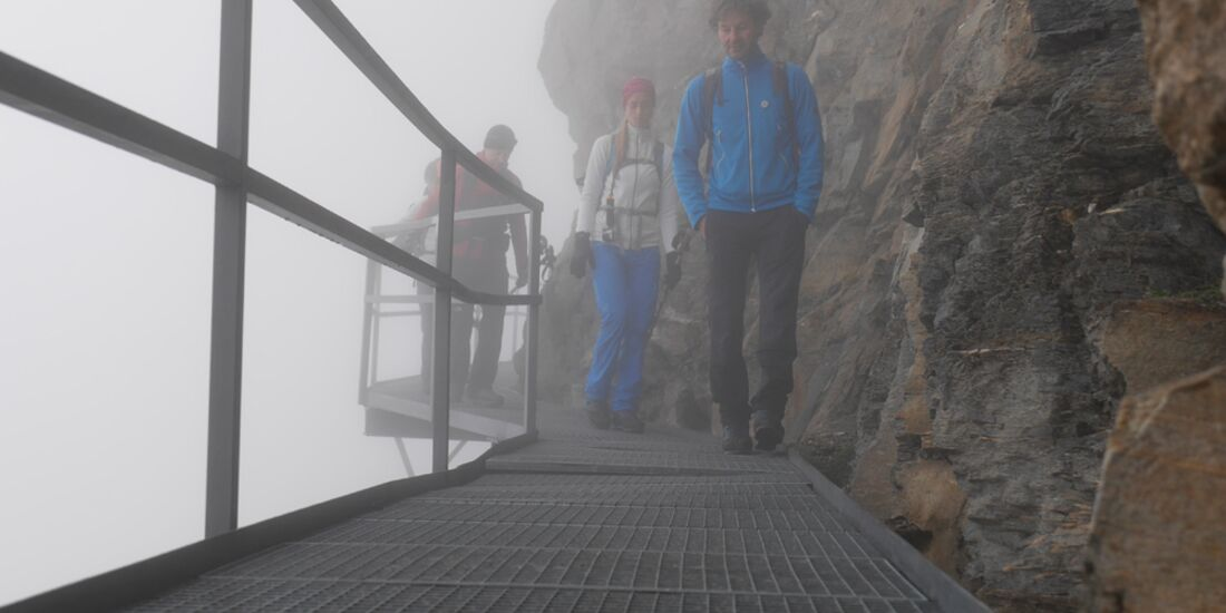 Leser Tour Days 2015 am Matterhorn 19