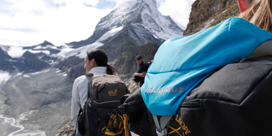 Leser Tour Days 2015 am Matterhorn 8