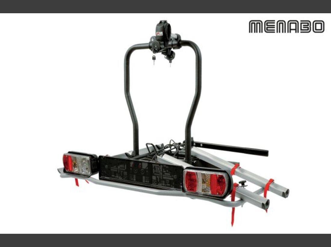 MB Fahrradträger Marktübersicht Anhängerkupplungsträger 2016 Menabo E-Dison
