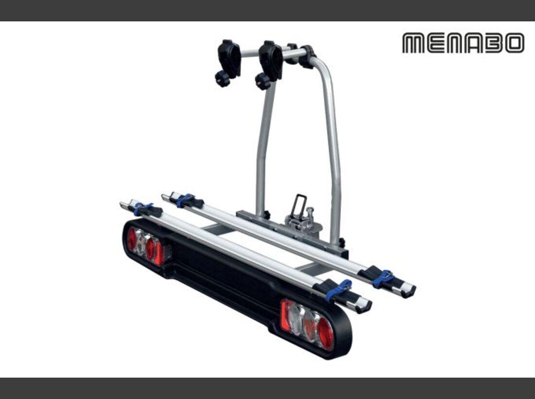 MB Fahrradträger Marktübersicht Anhängerkupplungsträger 2016 Menabo Project Tilting 2