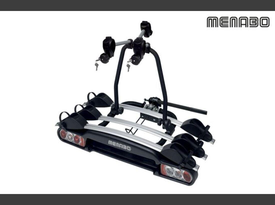 MB Fahrradträger Marktübersicht Anhängerkupplungsträger 2016 Menabo Winny Plus