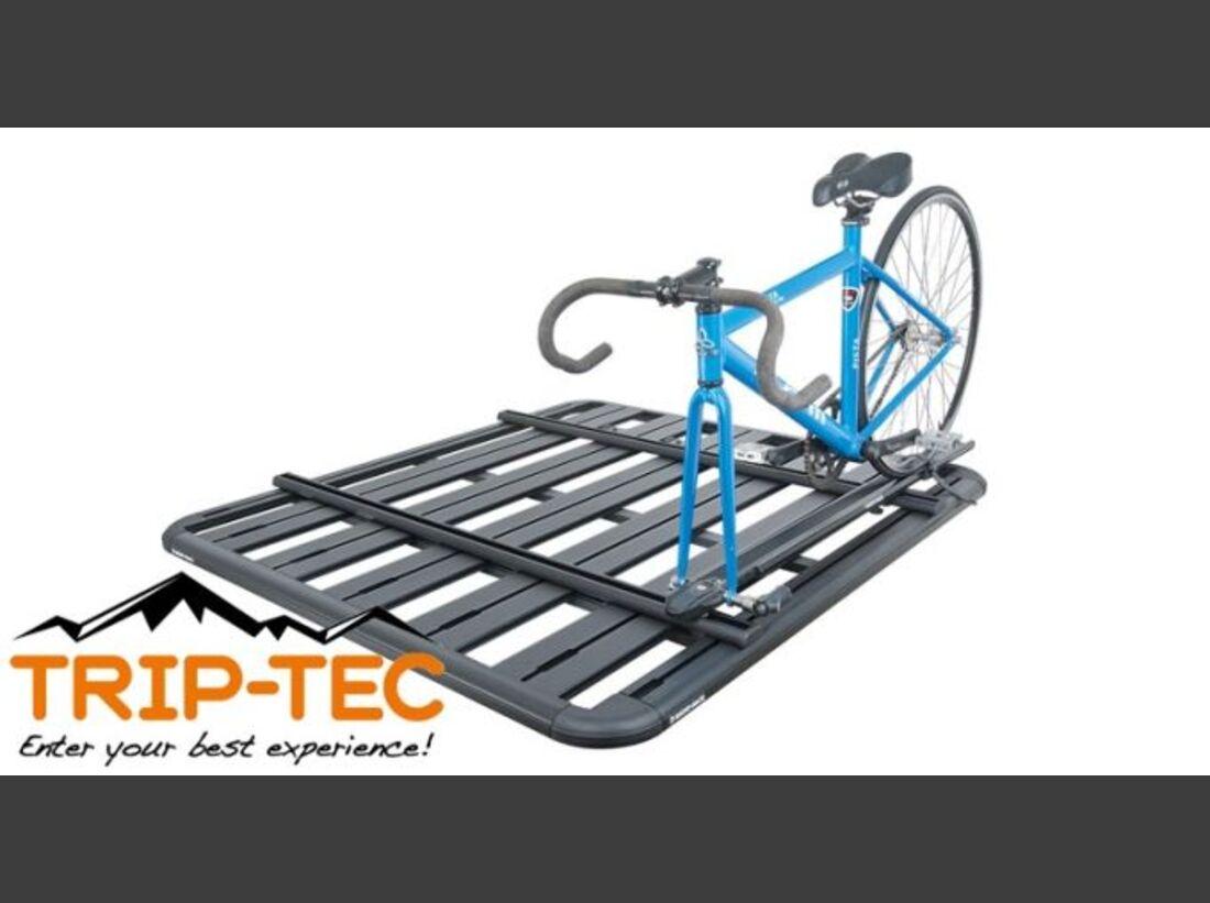 MB Fahrradträger Martübersicht Deichselträger 2016 Rhino-Rack Universalträgerplatte