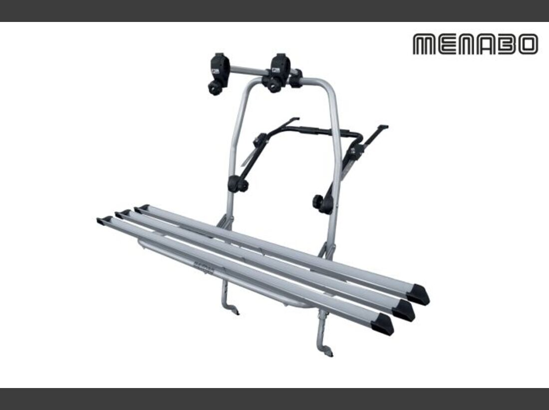 MB Fahrradträger Martübersicht Heckträger 2016 Menabo Logic 3