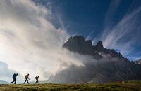 OD 0218 Langkofel Südtirol Dolomiten Ralf Gantzhorn
