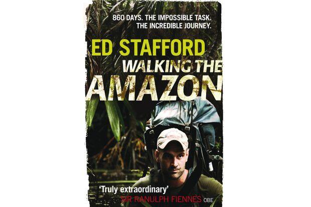 OD 0512 Ed Stafford Amazonas Dschungel-Trip Buchtipp