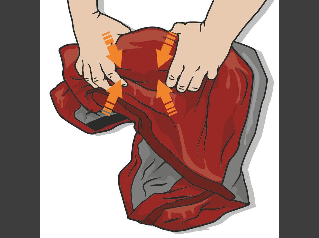 OD 0711 Schlafsack waschen Bild 2 (jpg)