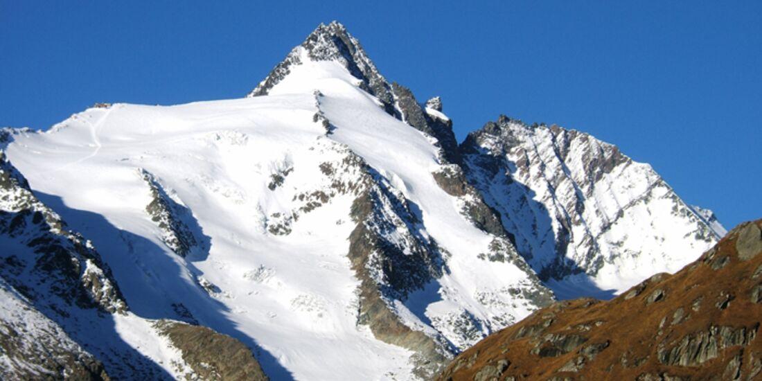 OD 0908 Topgebiete Alpen Österreich Hohe Tauern Großglockner