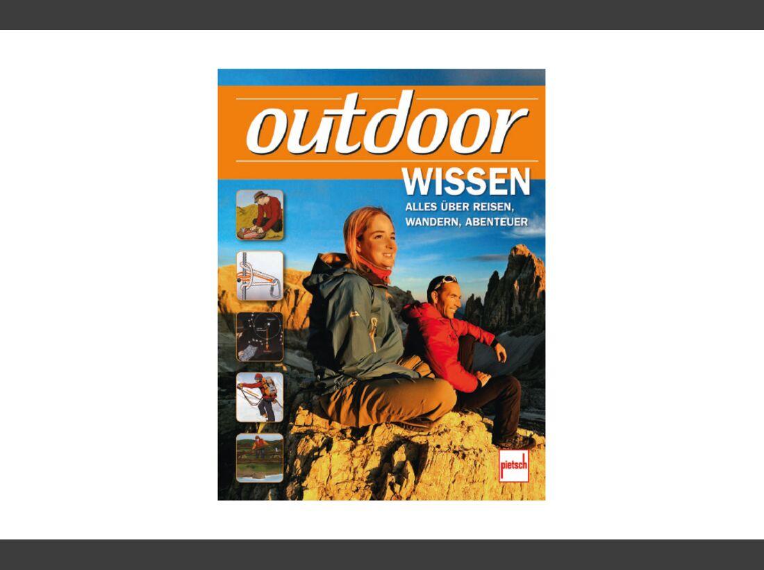 OD 1111 outdoor Buch Buecher Wissen