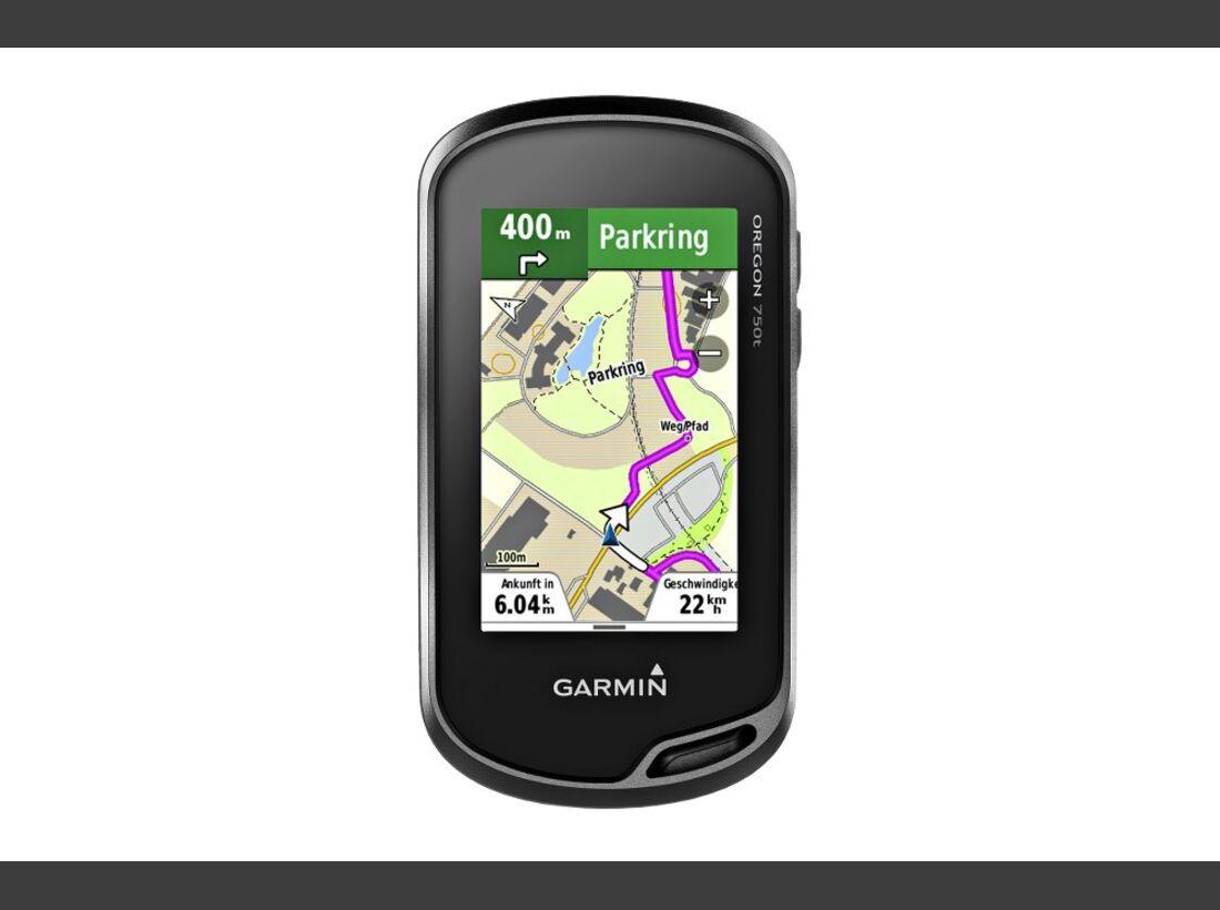 OD 1116 GPS Geräte Garmin Oregon 750T