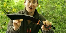 OD 2011 Equipment Gerber Bear Grylls Messer Video-Teaser