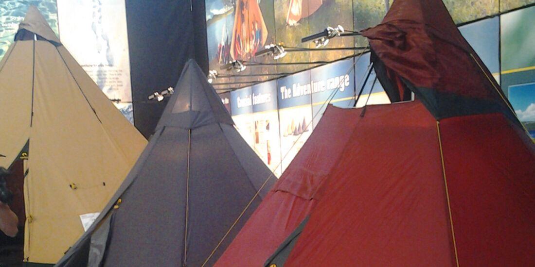 OD 2013 Outdoor-Messe Tipi Zelt Tentipi Snapshot fuer Video