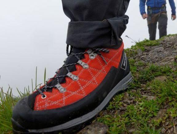 OD 2014 Bergstiefel Bergschuhe Klettersteig Bets of Test Teaser
