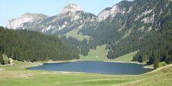 OD 2015 Appenzellerland Säntis Wandern Impressionen 5 Sämtisersee