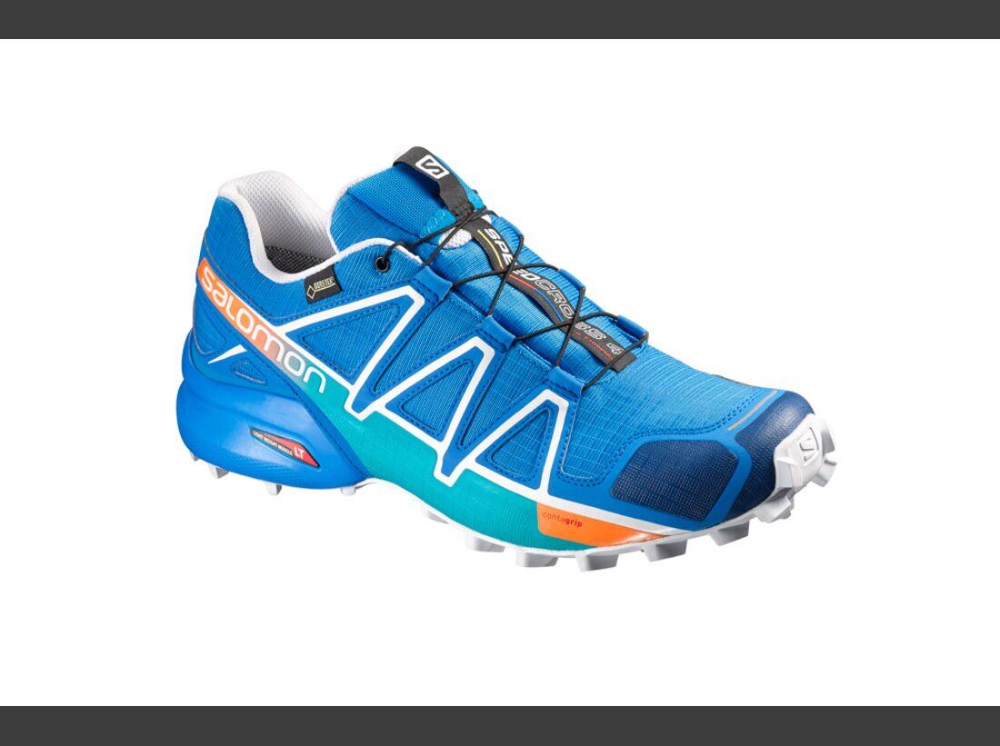 OD 2016 Messe Neuheit Trailrunning Schuh Salomom Speedcross 4 GTX