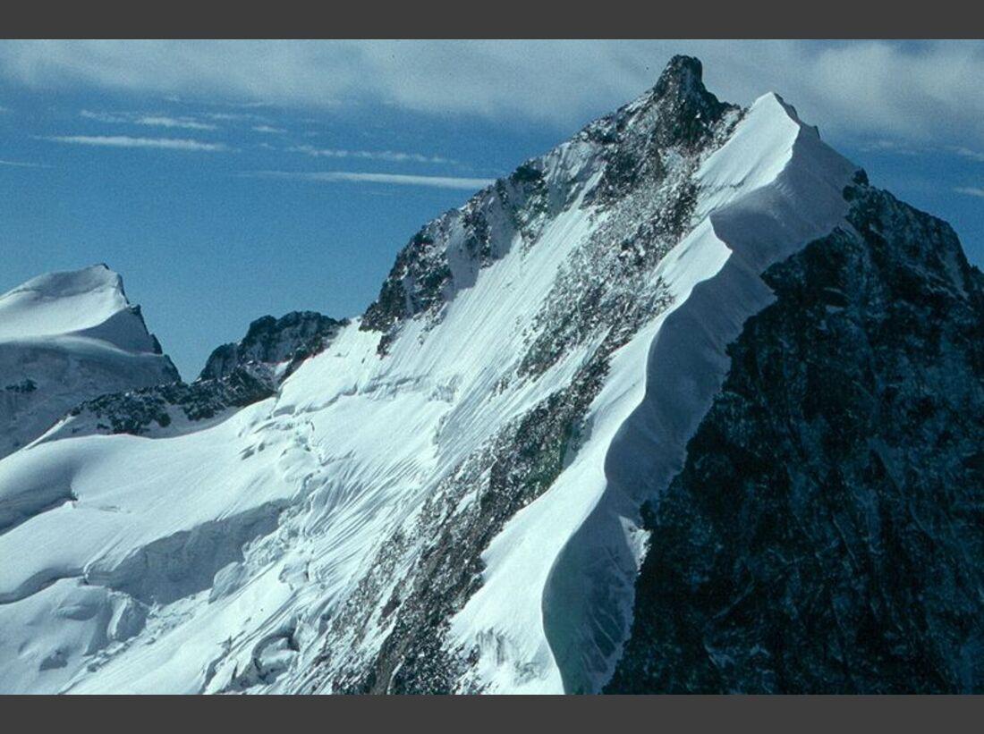 OD 2016 Piz Bernina Graubünden Biancograt