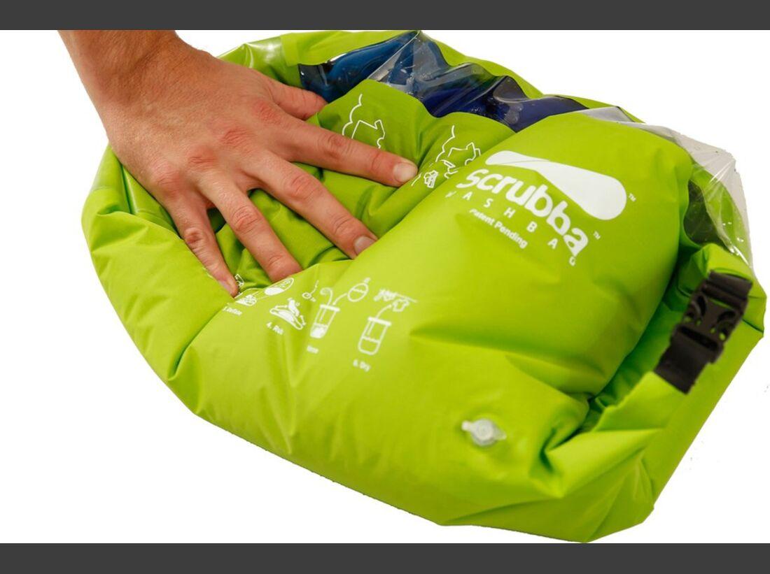 OD 2016 Scrubba Washbag Waschbeutel Packsack