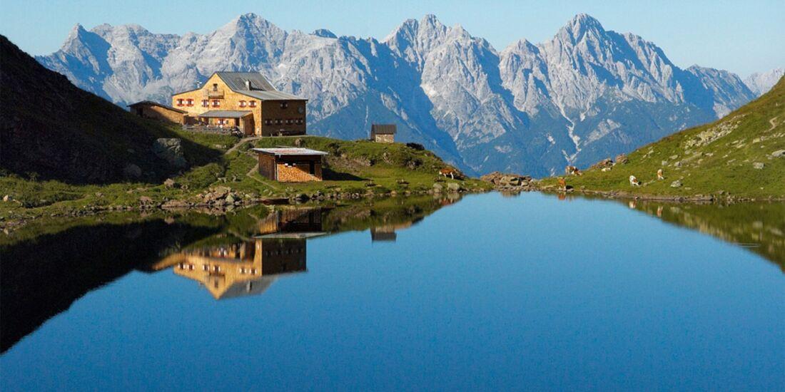 OD 2017 Wanderweg Waiwi Kitzbüheler Alpen Wildseeloderhütte Tirol Weitwandern