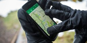 OD 2018 Outdoor Phone Land Rover Explorer Teaser Aufmacher