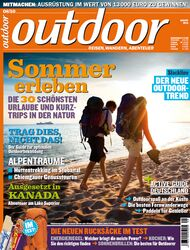 OD August 2010 Titel Cover