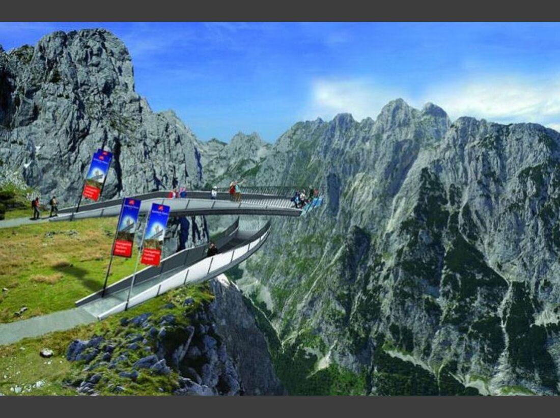 OD Aussichtsplattform Alpspix Erlebnisweg
