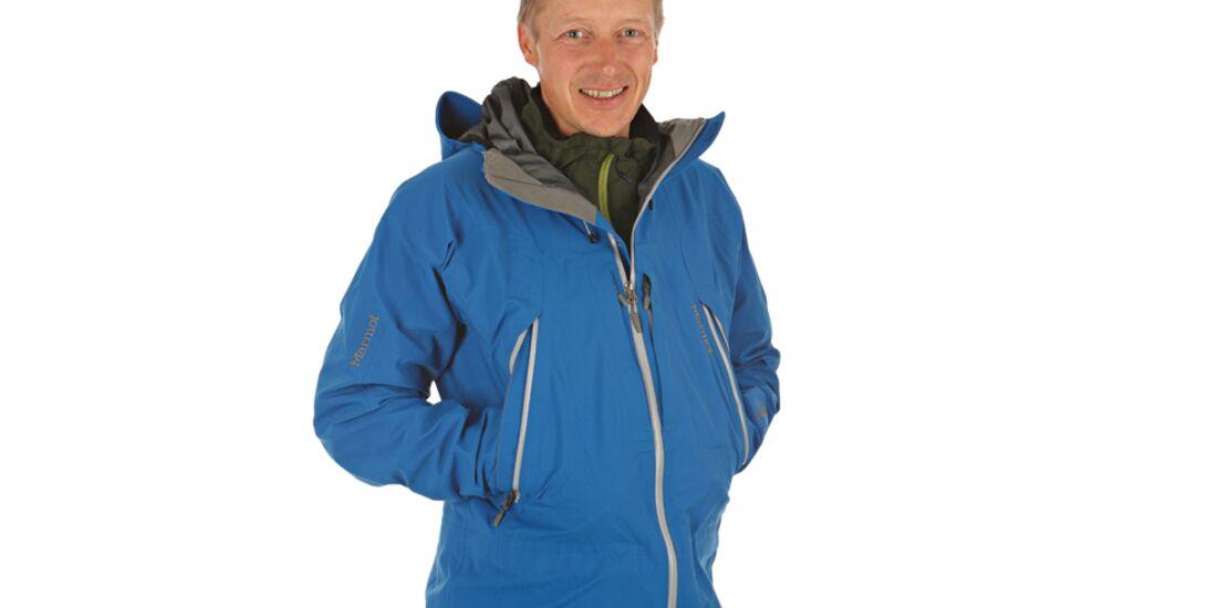 OD Dreilagenjacken 2010  Marmot-Alpinist-Jacket