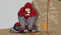 OD Gewitter Schutz vor Blitzen Klettersteig
