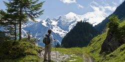 OD Hohe Tauern Fuscher Berglandschaft pixelio