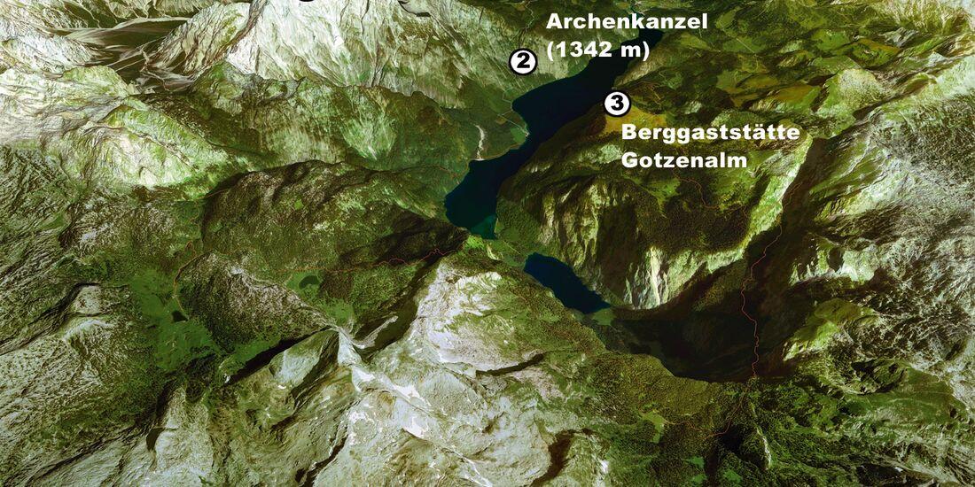 OD Reality Maps Watzmann