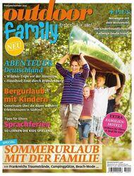 OD Sonderheft 2015 Titel Magazin Cover Family Familie Kinder Frühling Sommer
