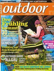 OD outdoor Titel 0312 März Heft