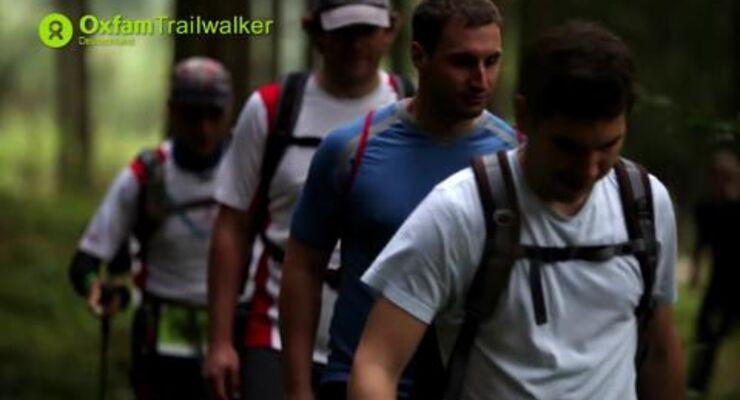 Oxfam Trailwalker - Charity-Lauf im Harz