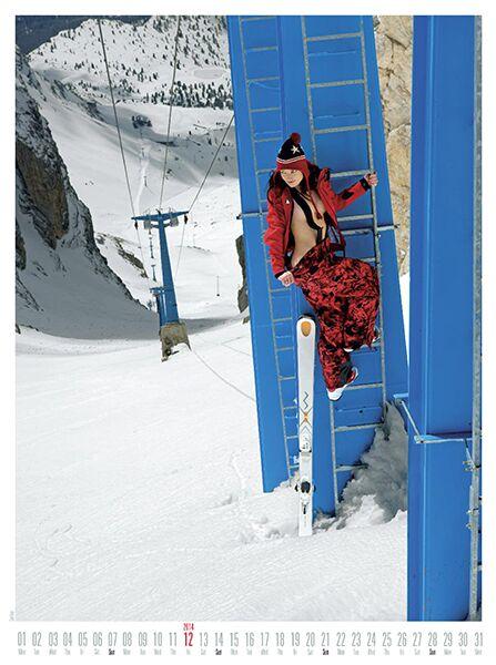 PS 0213 Kalender Skilehrerinnen 2014 13
