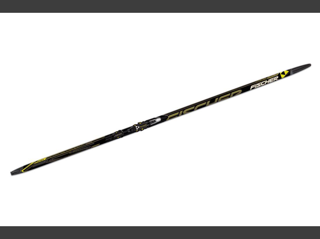 PS 2014 Langlaufski Test Fischer Speedmax Classic Plus