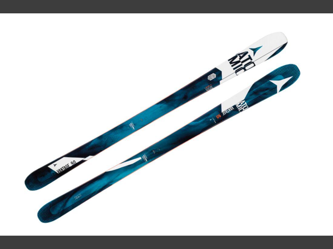PS ISPO 2015 Ski - Atomic Vantage 90 CTI & Vantage 90 CTI W