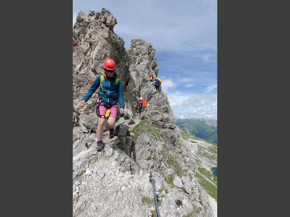 Praxistest in den Alpen: Bergschuhe  19