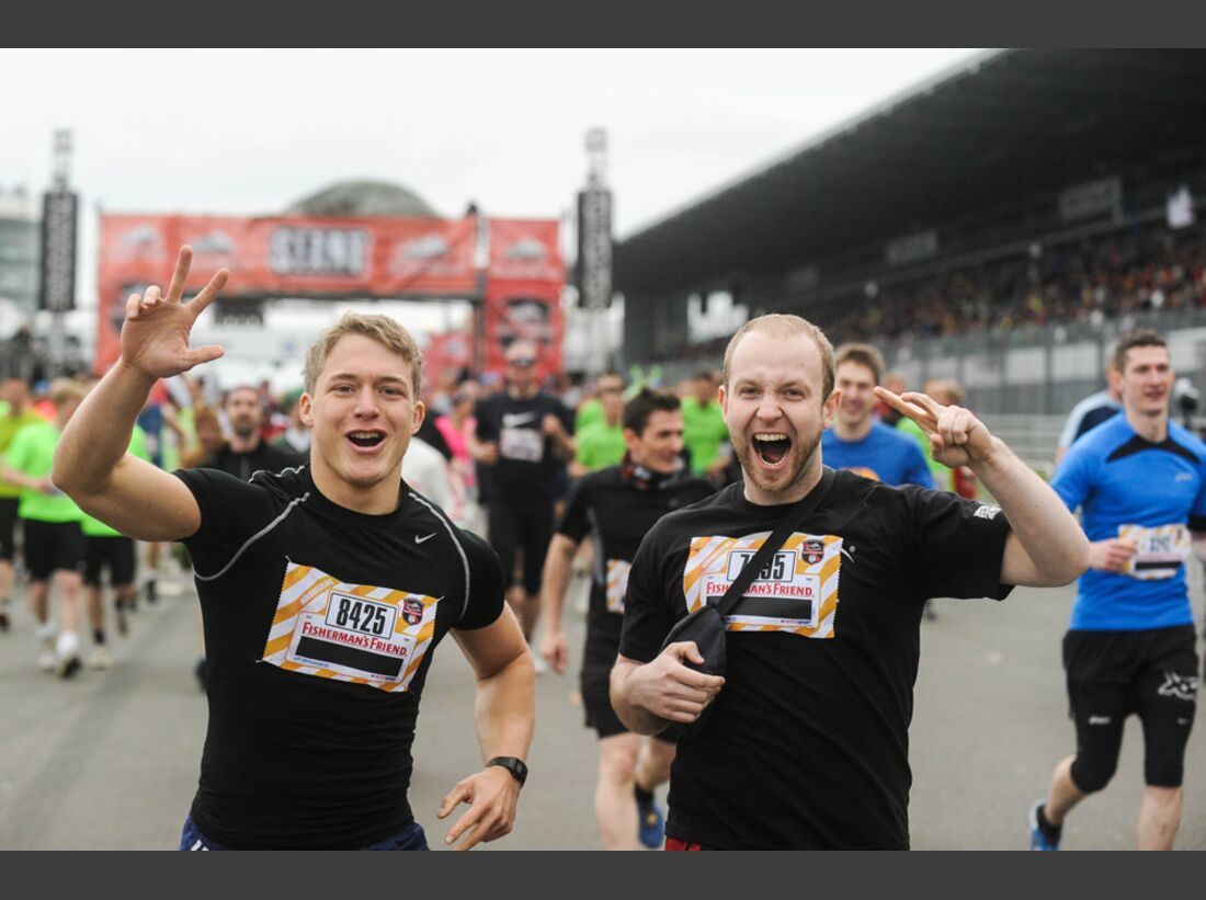 StrongmanRun am Nürburgring - Bilder 8