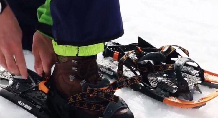 Tipps vom Bergführer: Schneeschuhwandern