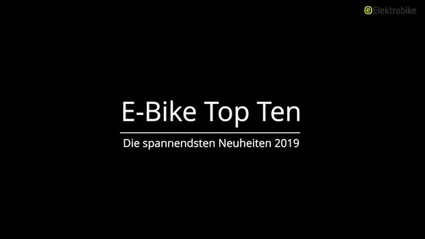 UB E-Bike-Top-Ten-2019 Video