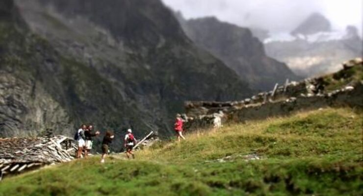 Ultra Trail Mont Blanc 2012: Trailer