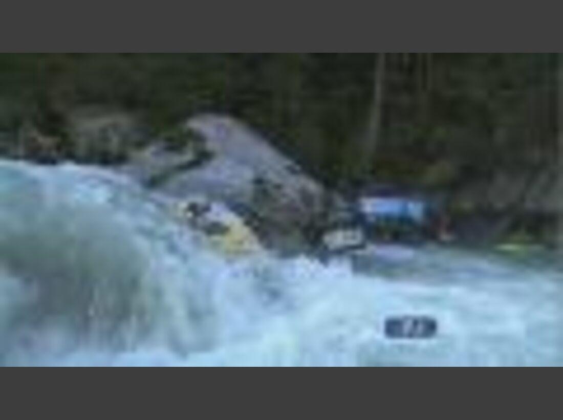 adidas Sickline Extreme Kayak World Championship
